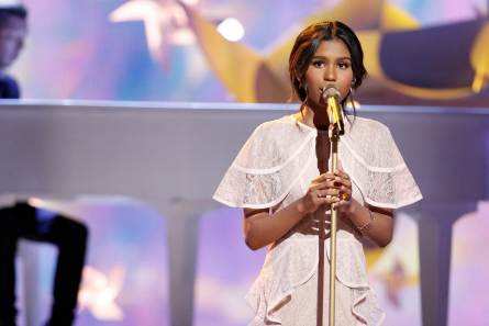 The Voice 12 Top 10, Aliyah Moulden