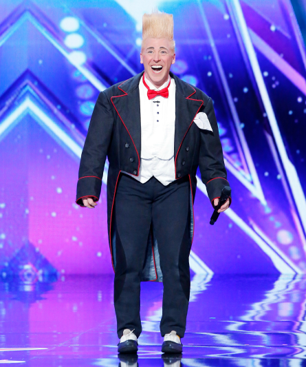 AGT season 12, Bello Nock audition