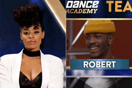 SYTYCD 14, Top 10 Live week 2, eliminated Robert, Jasmine