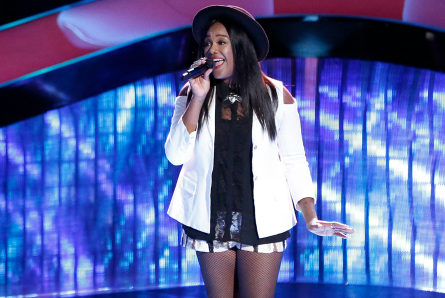 The Voice 13 Blind Auditions, Keisha Renee