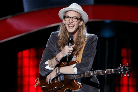 The Voice 13 Blind Auditions, Dennis Drummond