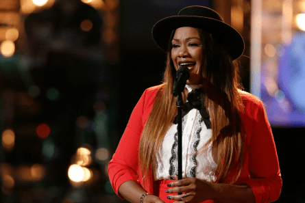 The Voice 13 Playoffs Keisha Renee