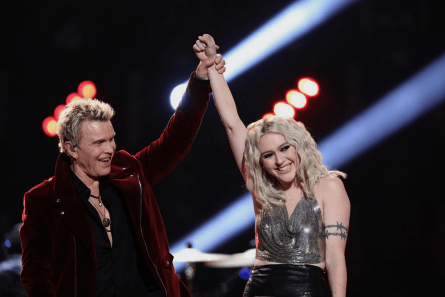 The Voice 13 Finale, Billy Idol, Chloe Kohanski