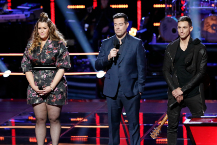 The Voice 14 Battles, Amber vs. Jorge