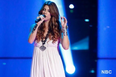 The Voice 14 Blind Auditions, Shana Halligan