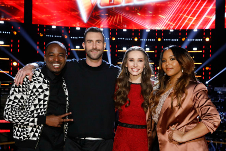 The Voice 14 live shows week 1, Team Adam
