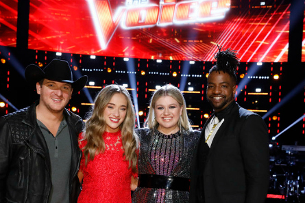 The Voice 14 live shows week 1, Team Kelly