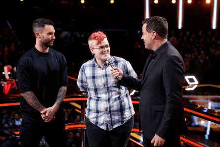 The Voice 14 Live Show Week 3 Snapchat winner