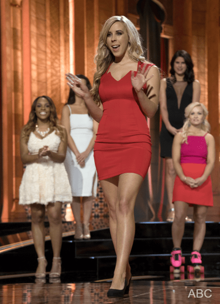 The Proposal contestants episode 1, ABC