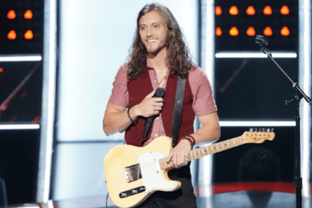The Voice 15 Blind Auditions week 3, Cody Ray Raymond