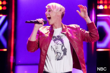 The Voice 16 blind auditions week 2, Betsy Ade
