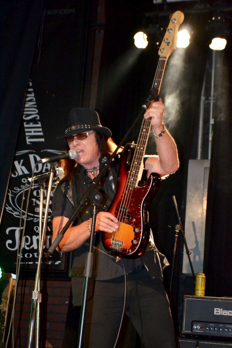 Quiet Riot Bassist Chuck Wright