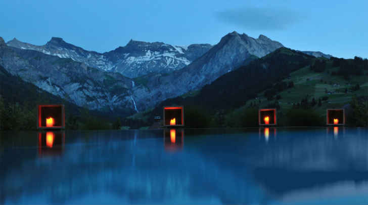 スイス リゾートホテル