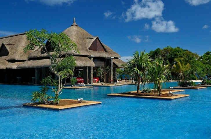 モーリシャス 人気のリゾートホテル