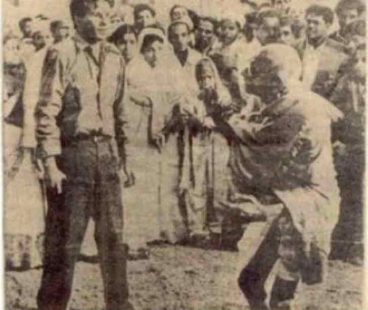 マハトマ・ガンディー 暗殺の瞬間
