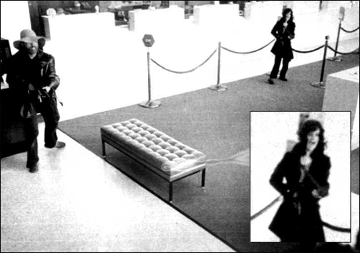 パトリシア・ハースト誘拐事件