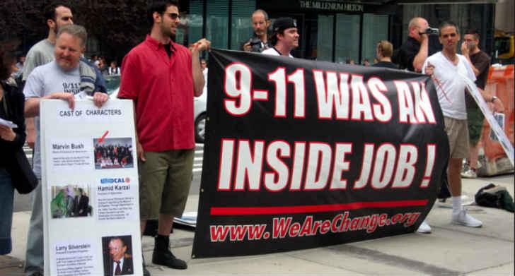 9.11 アメリカ同時多発テロ 自作自演 陰謀論