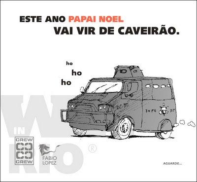 War in Rio, o jogo