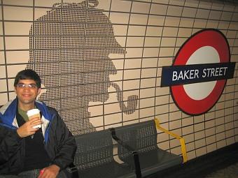Estação de metrô Baker Street