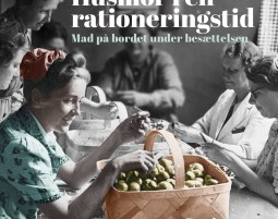 Husmor i en rationeringstid