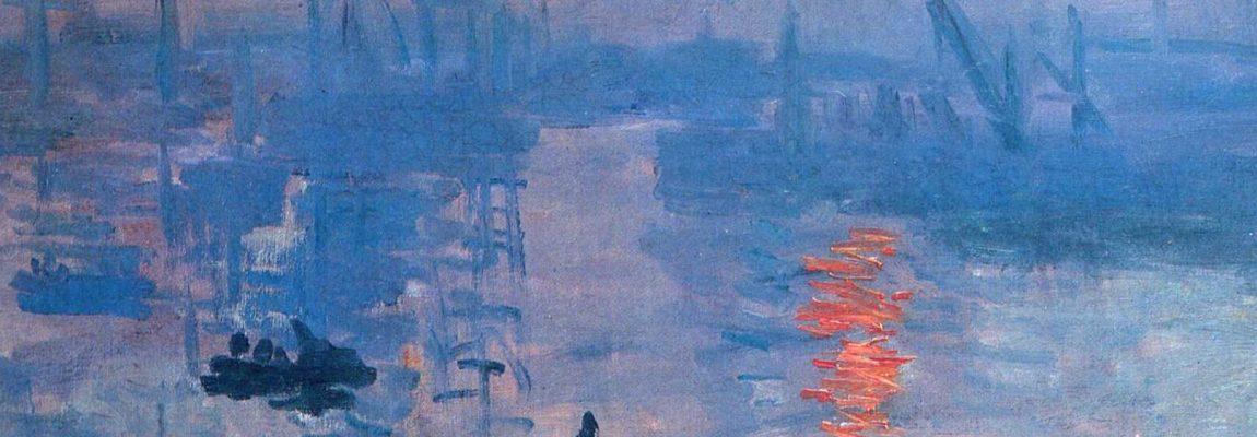 Fransk kunst fra Realismen over Impressionismen