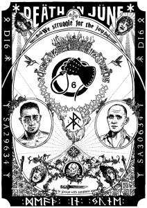 Death in June tribute Mishima Genet
