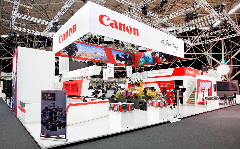 Bedrijf-Canon-standbouw