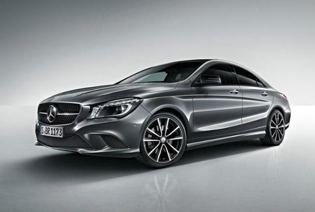 Mercedes benz cla250 coupe get in the game now for Mercedes benz cla 250 2010