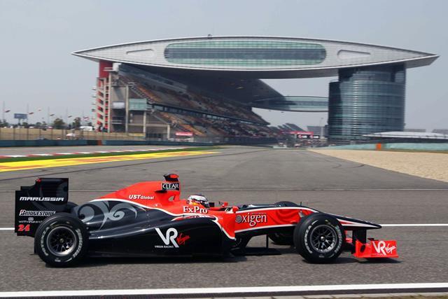 formula 1 Shanghai-Grand-Prix
