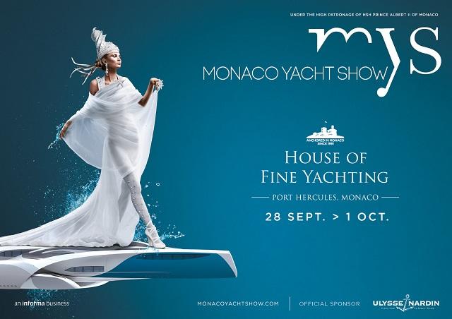 monaco yacth show