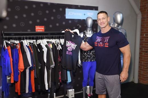John Cena - JCPenney - Tapout Fitness - Jazmin Ivy Rodriguez - HOMBRE Magazine 3