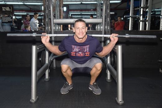 John Cena - JCPenney - Tapout Fitness - Jazmin Ivy Rodriguez - HOMBRE Magazine 4