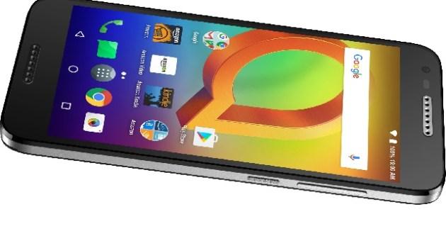 amazon Alcatel A30 Side