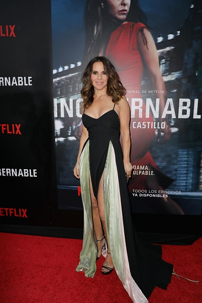Kate del Castillo in Netflix's Ingobernable