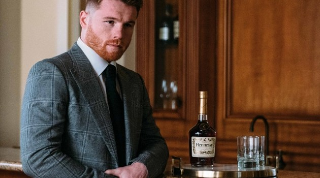 Canelo Alvarez - Hennessy partnership -photos exclusively for HOMBRE Magazine17