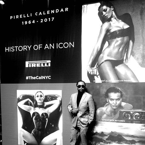 Pirelli Calendar Beauty for HOMBRE Magazine 7