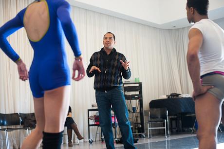 ballet hispanico_Eduardo Vilaro