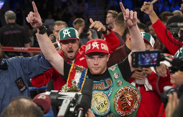 canelo champion