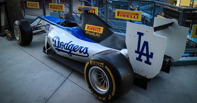 Pirelli Dodgers 1
