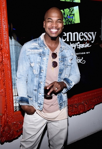 NEW YORK, NY - JULY 11: Singer Ne-Yo attends the Hennessy V.S Limited Edition by JonOne Launch Party at Terminal 5 on July 11, 2017 in New York City. The Limited Edition release by urban artist JonOne, which features a colorful, vibrant design, is the seventh in an ongoing series of collaborations between Hennessy V.S and several internationally renowned artists. (Photo by Ilya S. Savenok/Getty Images for Hennessy)