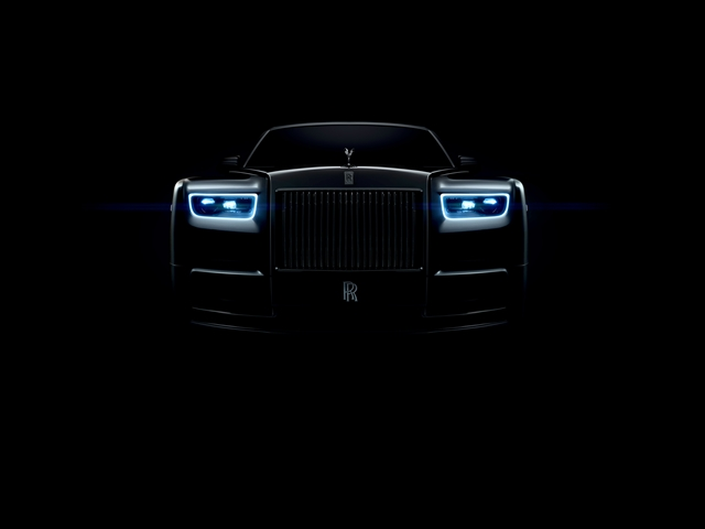 Rolls-Royce New Phantom for HOMBRE Magazine 12