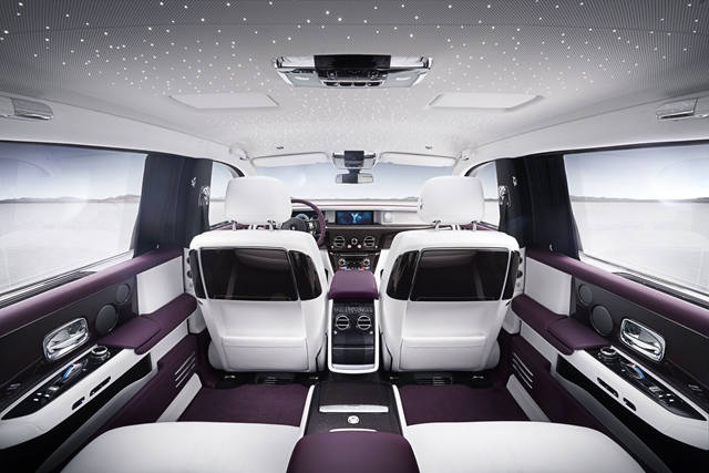 Rolls-Royce New Phantom for HOMBRE Magazine 13