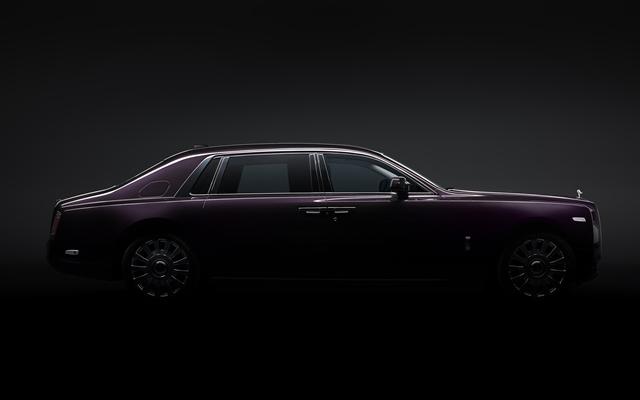 Rolls-Royce New Phantom for HOMBRE Magazine 21