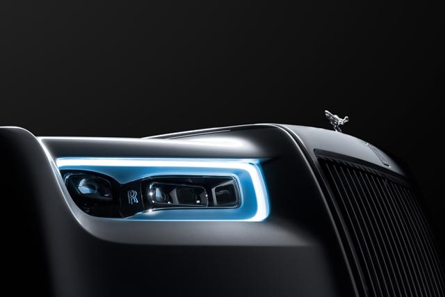 Rolls-Royce New Phantom for HOMBRE Magazine 5