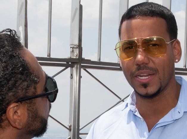 Romeo Santos talks to HOMBRE Magazine's Francisco Romeo