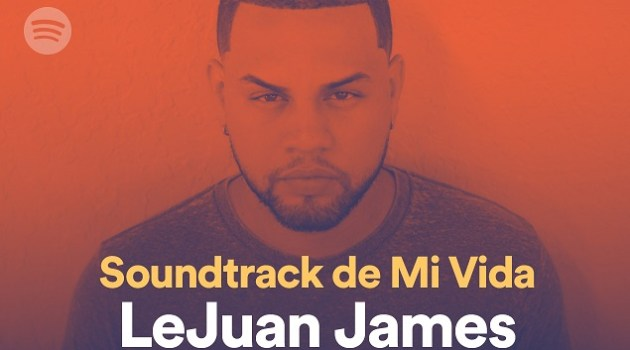 Spotify LeJuan James for HOMBRE Magazine