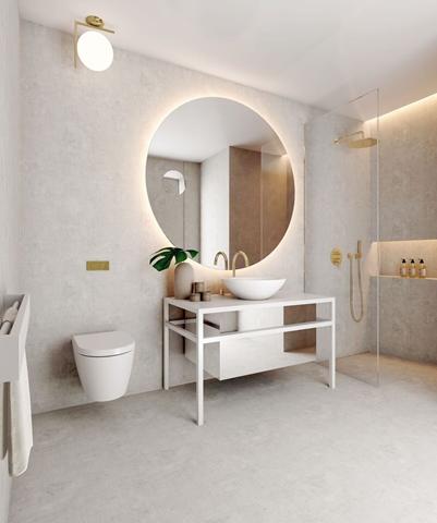 yoo Santo Domingo for HOMBRE Magazine Yoo Santo Domingo North Bathroom (Copy)