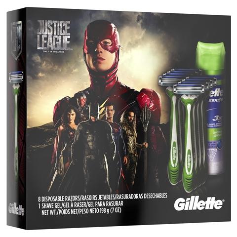 Gillette for HOMBRE Magazine Flash_Side (Copy)