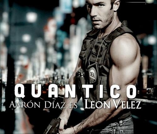 aaron diaz quantico
