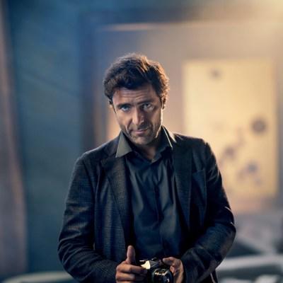 Davide, played by Adriano Giannini in The Legend of Red Hand short movie for Campari Red Diaries. Credit: Matteo Bottin (PRNewsfoto/Campari)